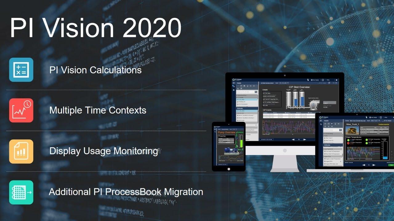 Exploring PI Vision 2020