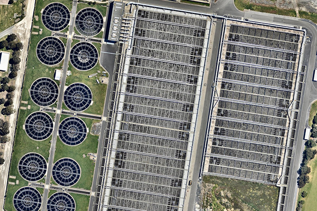 Melbourne Water – Eastern Treatment Plant Integration